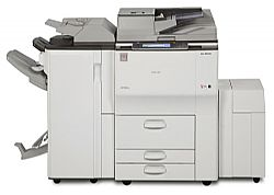 Ricoh MP C6502
